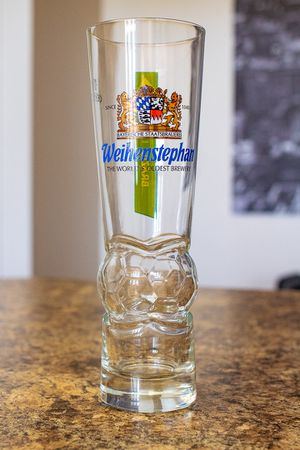 World Cup 2014 collectible beer glass Weihenstephan for Sale in Orlando, FL