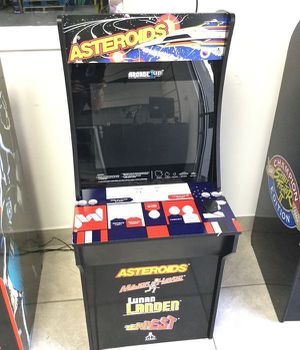 Arcade 1Up Video Game Maquina de juego 6650 Asteriods for Sale in Miami, FL
