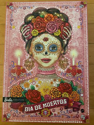 2020 Barbie Pink Dia De Muertos Doll (Day of The Dead) for Sale in Fremont, CA
