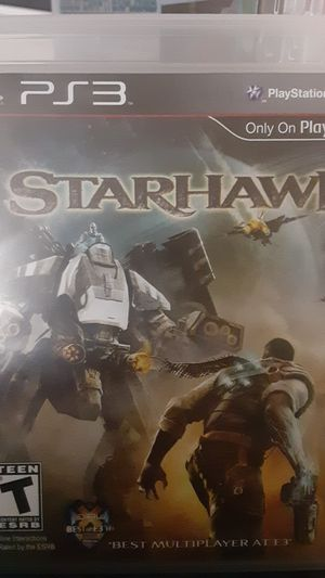 Star hawk Ps3 for Sale in Charlotte, NC