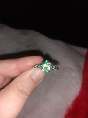 Women's silver flower ring for Sale in Salinas, CA
