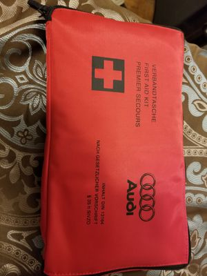 Audi first aid kit for Sale in Montgomery, AL