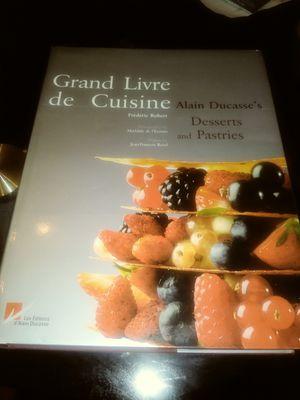 Grand Livre de Cusine Recipe Book for Sale in Fairburn, GA