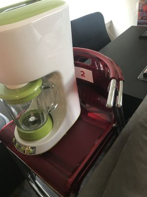 Margarita Mixer and Bar Stools for Sale in Seattle, WA