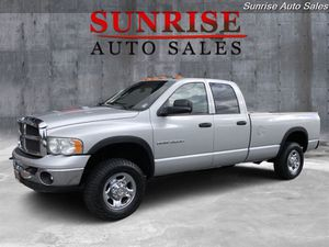 2005 Dodge Ram 3500 ST 4dr Quad Cab ST for Sale in Milwaukie, OR