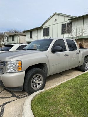 2007 Chevy Silverado for Sale in Garland, TX