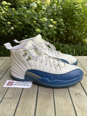 Air Jordan 12 French Blue Size 8 for Sale in DC, US