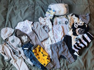 Baby clothes & more (most gender neutral) for Sale in Tacoma, WA