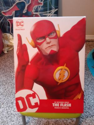 DC Comics Collectibles The Flash statue for Sale in Tacoma, WA