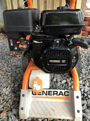 Generac 2700 PSI Pressure Washer for Sale in Fairfax, VA
