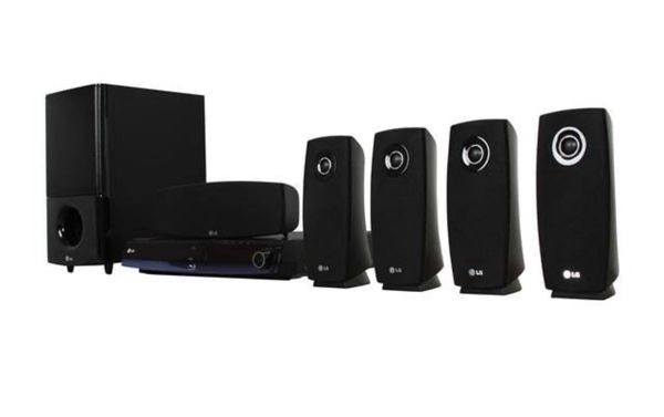Home theater system - speakers