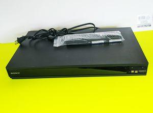 Sony 4K UHD WiFi Blu Ray & Streaming Player for Sale in NW PRT RCHY, FL