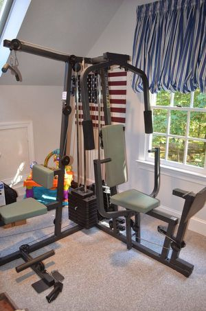 Complete home gym - Can deliver & assemble for Sale in Franklin Township, NJ