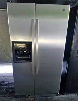 FREE DELIVERY! Kenmore Refrigerator Fridge With Icemaker With Warranty #990 for Sale in Ontario, CA