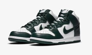 Nike Dunk high Spartan green SB for Sale in Trenton, MI