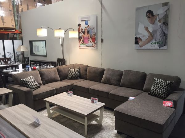 Coaster Furniture Sectional Storage Sofa