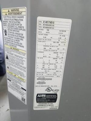 AC condenser unit - Comfortmaker for Sale in Wimauma, FL