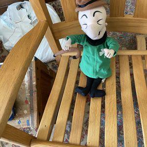 Vintage Mr.Magoo Plush Doll for Sale in Suffolk, VA