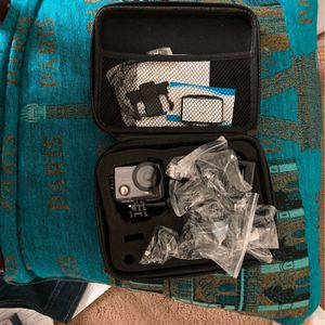Campark 4K Camera for Sale in Merced, CA