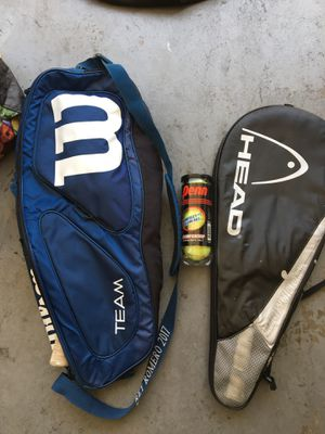 Tennis bundle for Sale in Paramount, CA