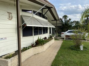 Beautiful double wide mobile home 55+ active community in Ridge Manor for Sale in Haines City, FL