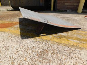 """Forklift Ramp 48"""" Overall Width Aluminum Dock Plate for Sale in Baton Rouge, LA"""