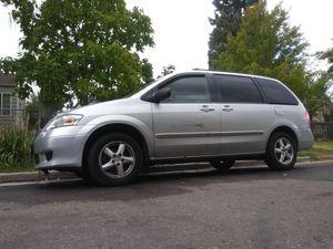 2003 silver Mazda Van for Sale in Denver, CO