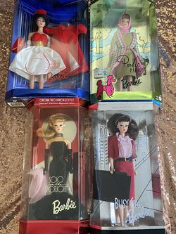 Barbie Reproduction Limited Collectors Edition Dolls for Sale in San Jose,  CA