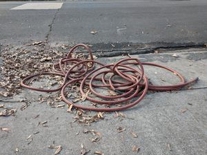 FREE - Large Heavy Duty Hose for Sale in North Little Rock, AR