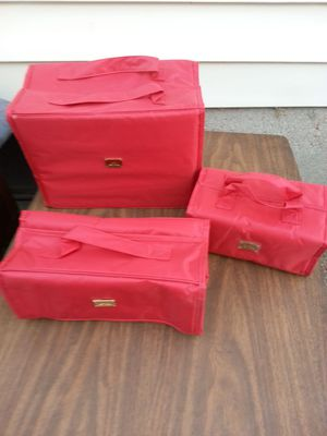 Joy mangano beauty travel case for Sale in St. Louis, MO