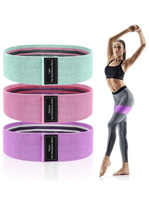 Resistance bands - new in pack for Sale in The Woodlands, TX