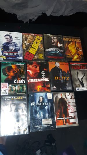 32 AMAZING DVD MOVIES for Sale in Waynesville, MO