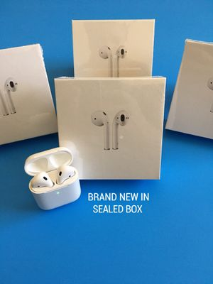 i800 AIR PODS, EARPHONES, EARBUDS (BRAND NEW IN SEALED BOX) SMART SENSOR REAL 3 🔋% POP UP WINDOW COMPATIBLE WITH iPHONE & ANDROID for Sale in Lewisville, TX