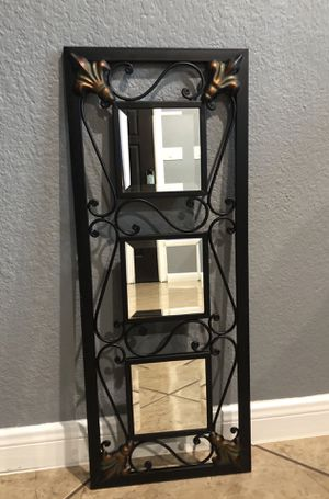 Mirror Wall Decor for Sale in Houston, TX