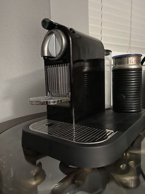 Coffe Maker Nespresso Citiz & Milk $120 FIRM for Sale in Federal Way, WA