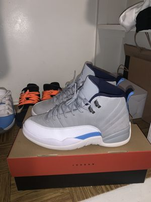 jordan 12 unc for Sale in Fresno, CA