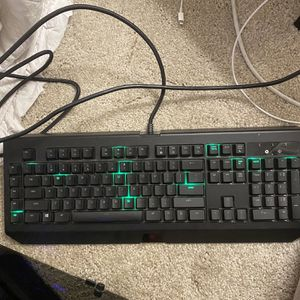 Gaming PC, Mouse, Keyboard, And Mouse Pad for Sale in Huntington Beach, CA