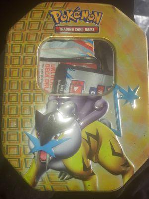 Pokemon tin for Sale in Bensalem, PA