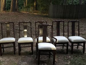 Kitchen Table Chairs for Sale in Ellenwood, GA