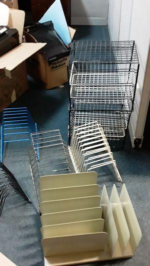 Metal filing things for Sale in Vallejo, CA