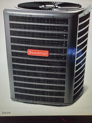 Goodman 5 ton HVAC unit Complete for Sale in Scottsdale, AZ