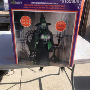 Witch for Sale in Bloomington, CA