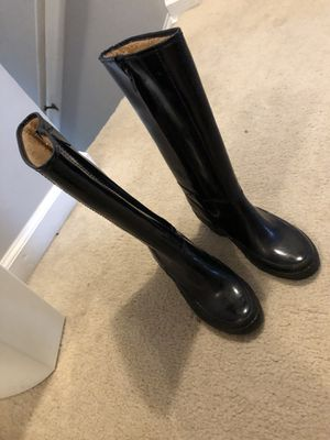 High end rain boots for Sale in Holly Springs, NC