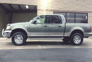 Power everything.2002 Ford F150 King Ranch for Sale in Detroit, MI