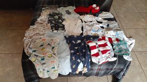 Baby boy clothes, party decorations for Sale in Fort Worth, TX