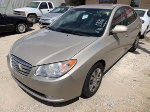 2007 - 2010 HYUNDAI ELANTRA (PARTS ONLY) 2008; 2009 for Sale in Dallas, TX