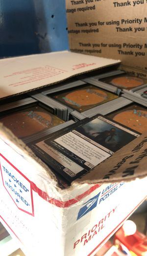 Magic the gathering bulk for Sale in Columbus, OH