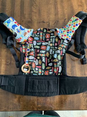 Tula Baby Carrier with extras for Sale in Louisville, OH