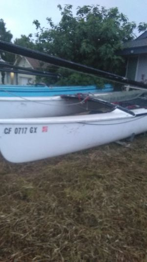 Hobie Cat 18 ft. X 2 for Sale in Chula Vista, CA