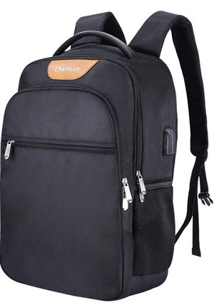 Laptop Backpack for Men and Women Water Resistant Travel Backpack with USB and Audio Port School Backpack with Anti-thief Pocket Suit for 17 Inch Lap for Sale in Watchung, NJ